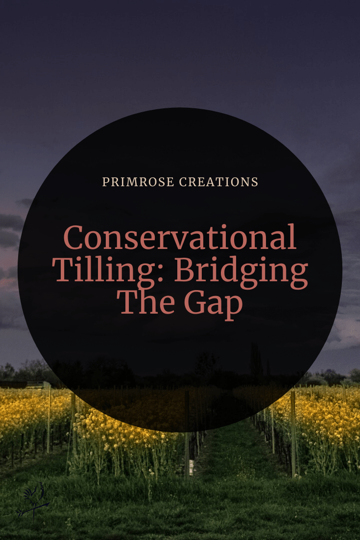 To till or not to till? The answer could very well be both. Conservation tillage may actually have earned a respective position in your tool bag.