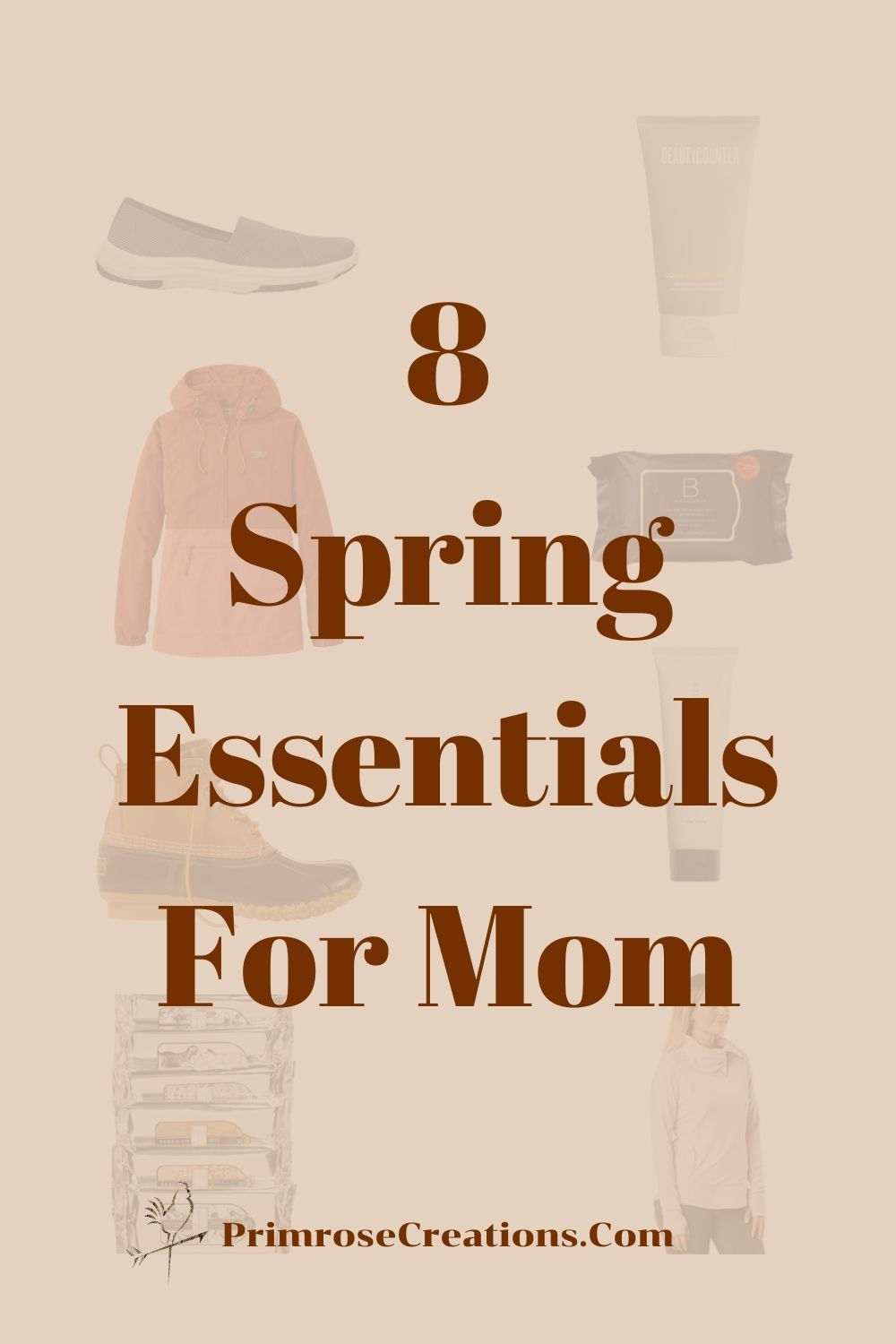 Giving gifts doesn't have to be limited to Mother's Day. From the great outdoors to the silence of self-care, we've got the ultimate list of them all! Here are our Top 8 Lifestyle Gifts for mom this spring.