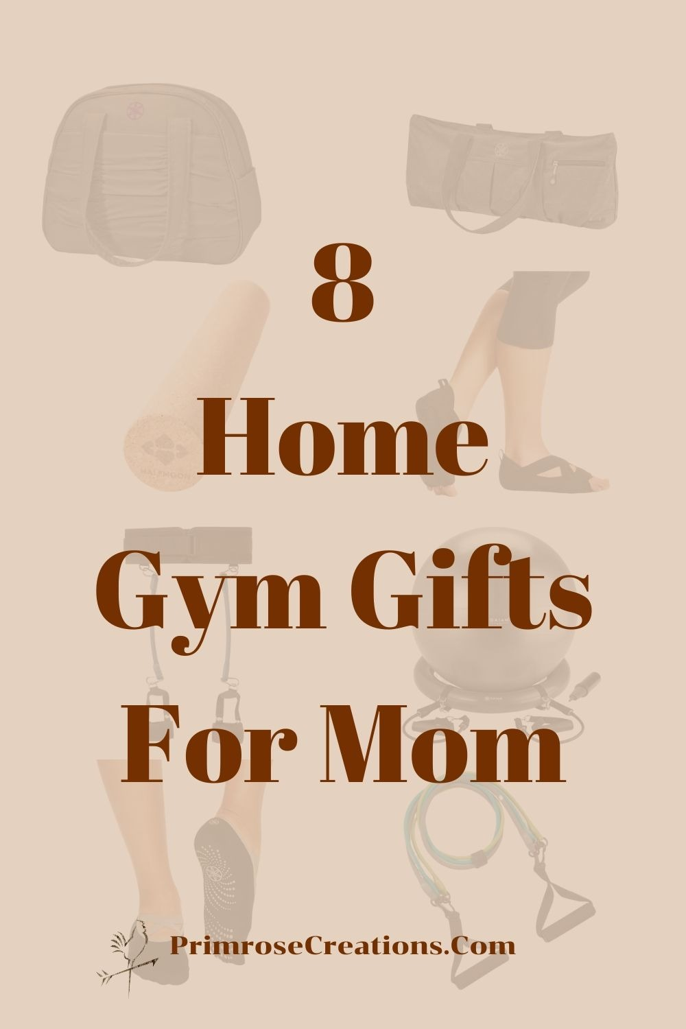 Giving gifts doesn't have to be limited to Mother's Day. From the great outdoors to the silence of self-care, we've got the ultimate list of them all! Here are our Top 8 Home Gym Gifts for mom this spring.